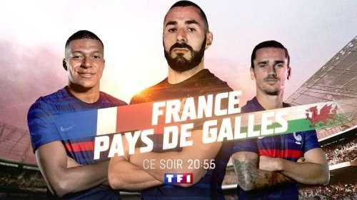 Audiences TV prime 2 juin 2021 : « France – Pays de Galles » large leader, « Nina » résiste bien