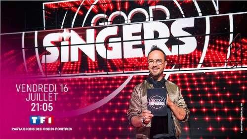 « Good Singers » du 16 juillet 2021 : les invités de ce soir