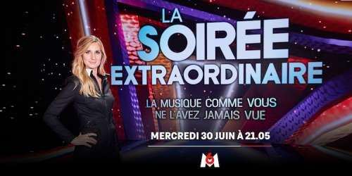 « La soirée extraordinaire » ou la musique comme vous ne l'avez jamais vue  : le 30 juin sur M6