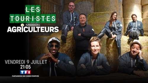 « Les Touristes : mission agriculteurs » : qui sont les invités d'Arthur ce soir sur TF1 ? (vendredi 9 juillet 2021)