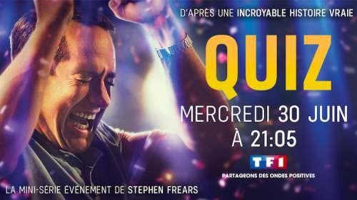 « Quiz » : une mini-série évènement à découvrir  le 30 juin sur TF1