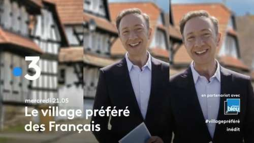 Quel est « Le Village préféré des Français » en 2021 ? Réponse ce soir sur France 3 !