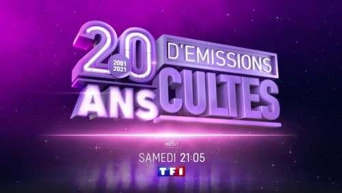 « 2001 – 2021 : 20 ans d'émissions cultes » : quels invités ce soir sur TF1 ?