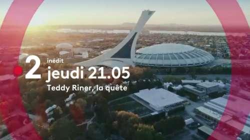 « Teddy Riner : la quête » : ce soir sur France 2 (jeudi 22 juillet 2021)