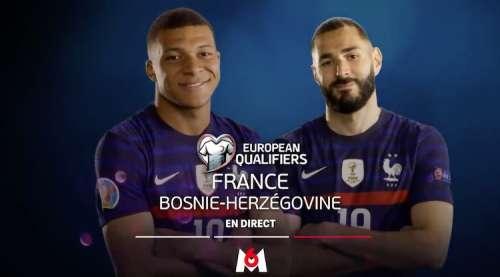 Audiences TV prime 1er septembre 2021 : « France/Bosnie » large leader devant « Good Doctor »
