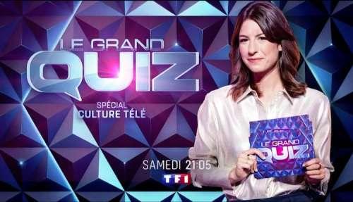 « Le grand quiz » du 14 août 2021 : quels invités pour la spéciale «Culture télé» ce soir sur TF1 ?