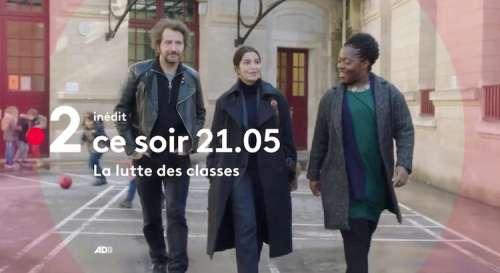 « La lutte des classes » : histoire du film de France 2 ce soir avec Leila Bekhti et  Édouard Baer