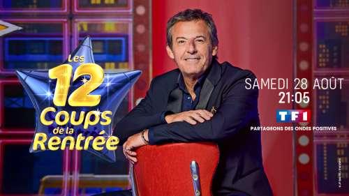 « Les 12 coups de la rentrée »: quels invités ce soir sur TF1  ? (samedi 28 août 2021)