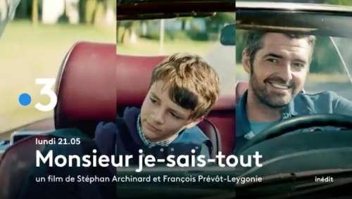 « Monsieur je-sais-tout » avec Arnaud Ducret : histoire du film de ce lundi 30 août 2021 sur France 3