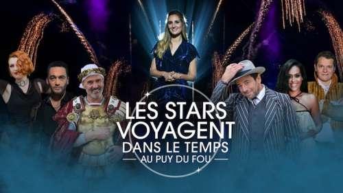 « Les stars voyagent dans le temps au Puy du Fou » : qui sont les artistes et invités de l'émission du mercredi 25 août 2021 ?