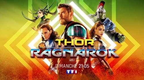 Audiences TV prime 29 août 2021 : « Thor : Ragnarok » leader devant « La lutte des classes »