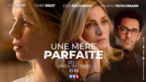 «Une mère parfaite», nouvelle série avec Tomer Sisley et Julie Gayet le 6 septembre
