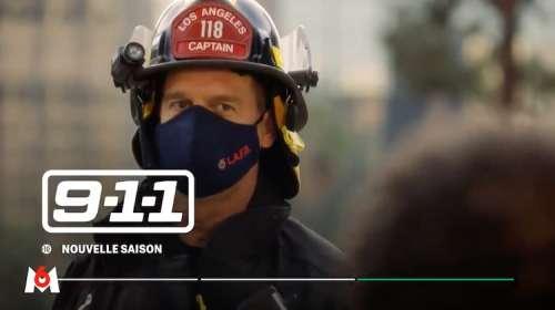 « 9-1-1 » du 23 septembre 2021 : 3 épisodes inédits ce soir sur M6 (saison 4)