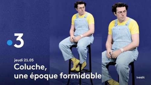 « Coluche, une époque formidable » c'est ce jeudi 2 septembre 2021 sur France 3
