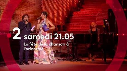 « La Fête de la chanson à l'orientale » : artistes et invités de France 2 ce soir, samedi 4 septembre 2021