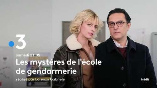 Audiences TV prime 25 septembre 2021 : « Les mystères de l'école de gendarmerie » leader devant « The Voice », « The Artist » toujours plus bas…
