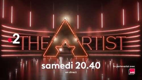 « The Artist » débarque ce soir, samedi 11 septembre 2021, sur France 2 avec 22 artistes en compétition !
