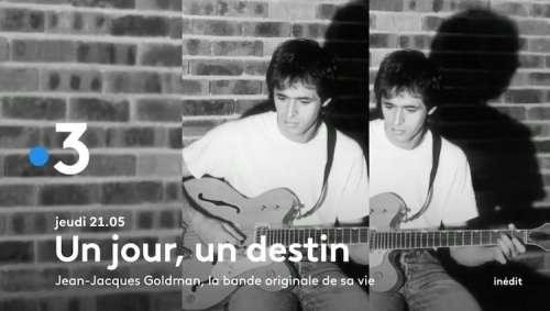 « Un jour, un destin » du 23 septembre 2021 : ce soir, Jean-Jacques Goldman (vidéo)