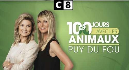 « 100 jours avec les animaux du Puy-du-Fou » partie 1 : ce soir sur C8 (samedi 9 octobre 2021)