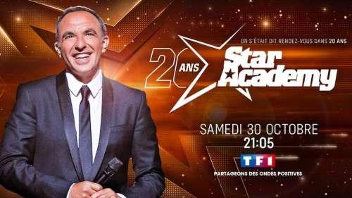 « Les 20 ans de la Star Academy » avec Nikos Aliagas : le 30 octobre 2021 sur TF1