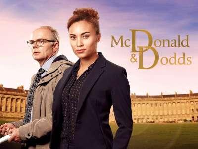 « McDonald & Dodds » du 24 octobre 2021 : ce soir, découvrez le premier épisode