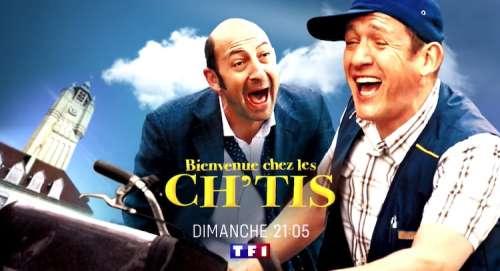 Audiences TV prime 3 octobre 2021 : « Bienvenue chez les Ch'tis » très largement en tête !