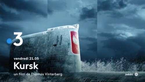 « Kursk » avec Matthias Schoenaerts et Léa Seydoux : ce soir sur France 3 (vendredi 15 octobre 2021)