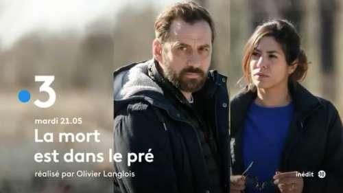 « La mort est dans le pré » : histoire et interprètes du téléfilm de ce soir sur France 3 (mardi 19 octobre 2021)