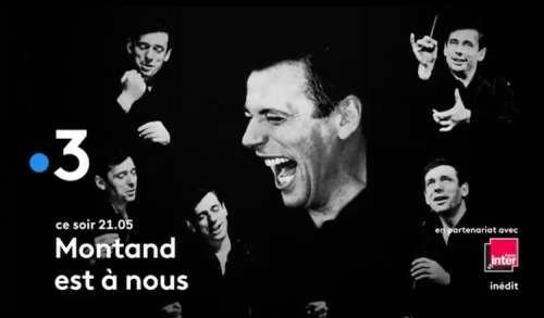 « Montand est à nous » ce soir sur France 3 (jeudi 14 octobre 2021)