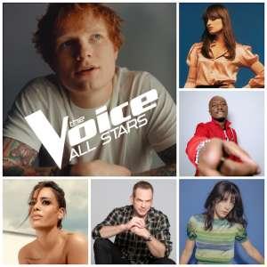 Ed Sheeran invité de la finale de The Voice All-Stars