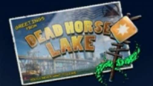 Points de repères du Lac des chevaux morts