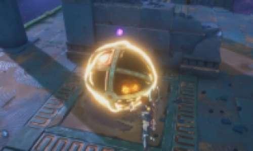 Sphère d'Aiolos