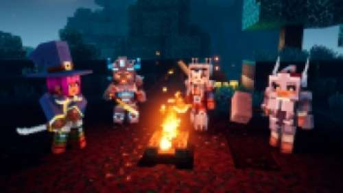 Soluce Minecraft : Dungeons