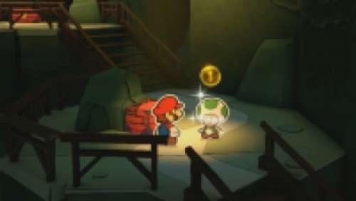 Temple de la Terre - 7 Toads à sauver