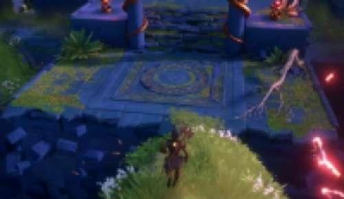 Crypte d'Aphrodite