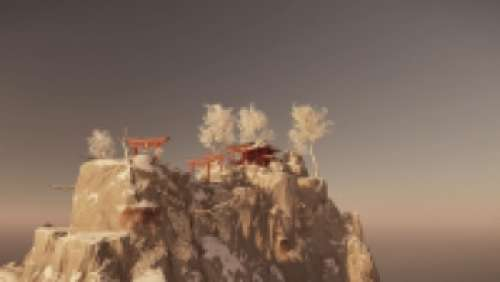 Sanctuaire du Pic Blanc de Neige