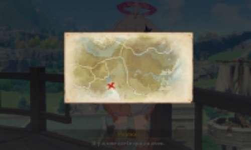 Mystère des ruines de l'Arcadia