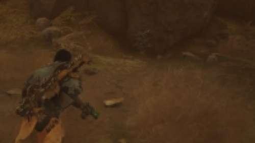 Minerais des Dunes