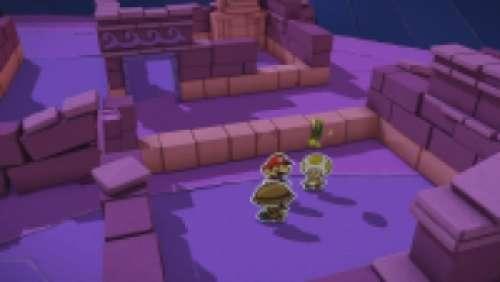 Est du désert - 5 Toads à sauver