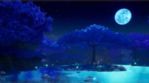 Luna, esprit élémentaire de la lune