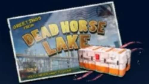 Dépôts de nutriments du Lac des chevaux morts