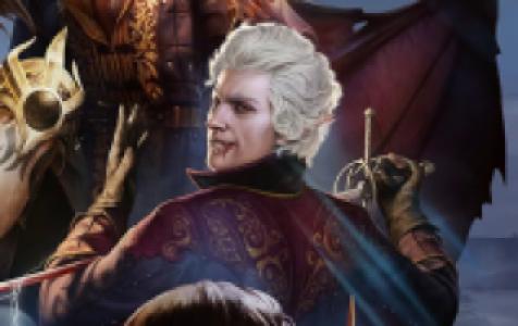 L'elfe pâle (Astarion)
