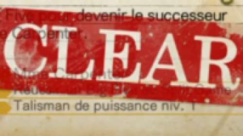 Secondaire 15 : Le successeur officiel 3
