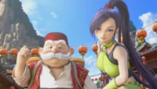 Soluce Dragon Quest XI
