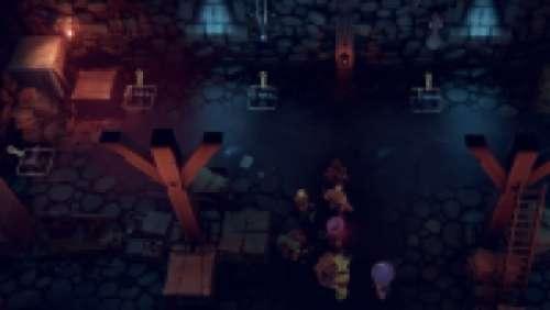 Les énigmes des caves