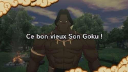 Ce bon vieux Son Goku !
