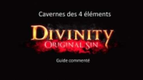 Cavernes des 4 éléments