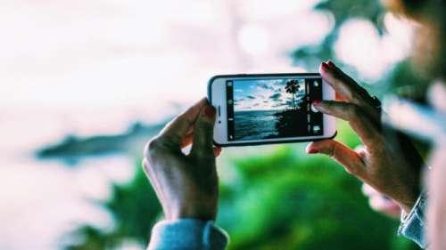 Comment sauvegarder sur un PC les photos qu'on prend avec un iphone ?