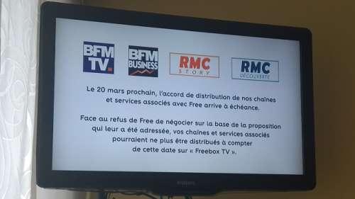 SFR a trouvé un bon moyen de forcer ses abonnés à regarder BFM TV