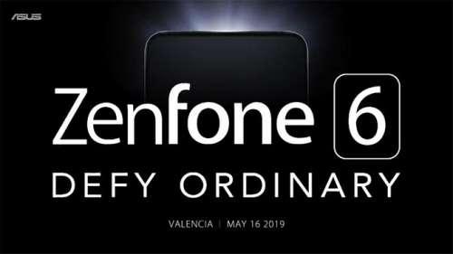 Asus Zenfone 6 : le smartphone Snapdragon 855 révèle une partie de ses caractéristiques avant l'heure